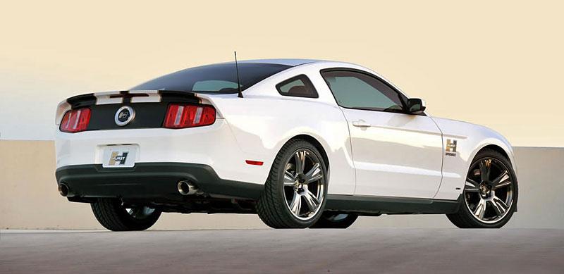 Ford Mustang po zásahu Hurst Performance Vehicles: - fotka 14