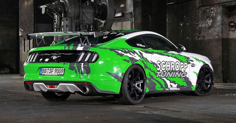 Schropp Tuning SF600R je pořádně ostrý Ford Mustang: - fotka 7