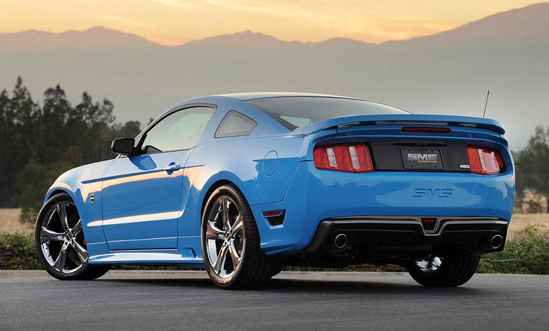 SMS 460 Mustang: Steve Saleen má stále co nabídnout (nové foto): - fotka 22