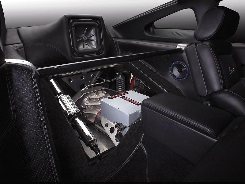 Obsidian SG-One Mustang: temný přízrak: - fotka 4