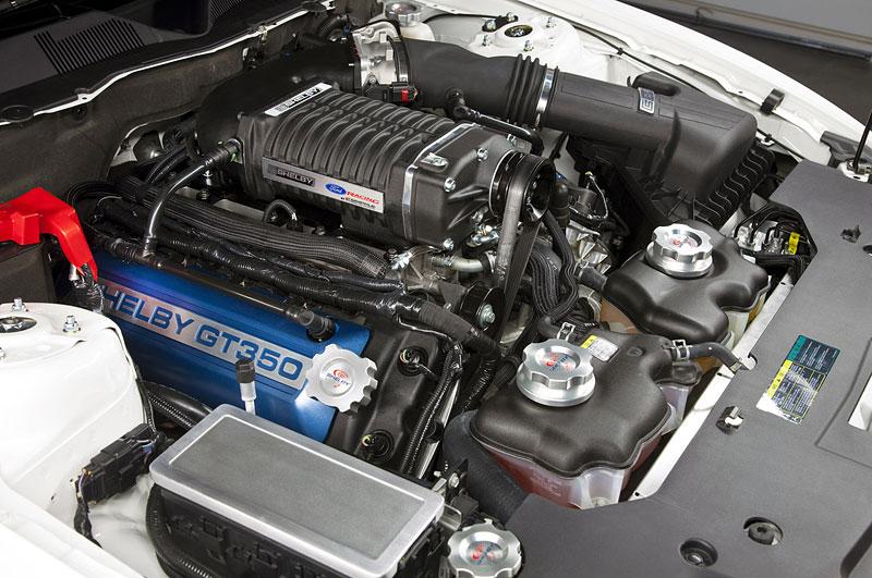 Shelby 350GT Mustang: finální specifikace pro rok 2011: - fotka 19