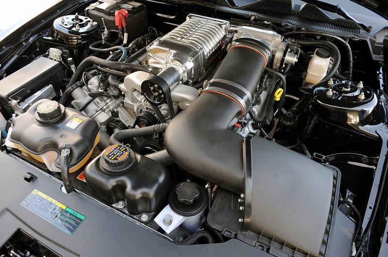 Hurst Ford Racing Mustang Challenge Pace Car pro boj s rakovinou: - fotka 12