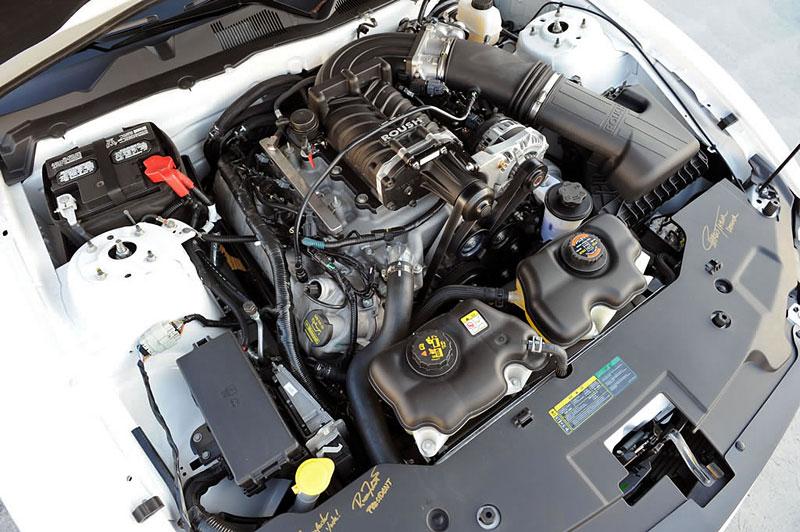 Ford Mustang po zásahu Hurst Performance Vehicles: - fotka 17