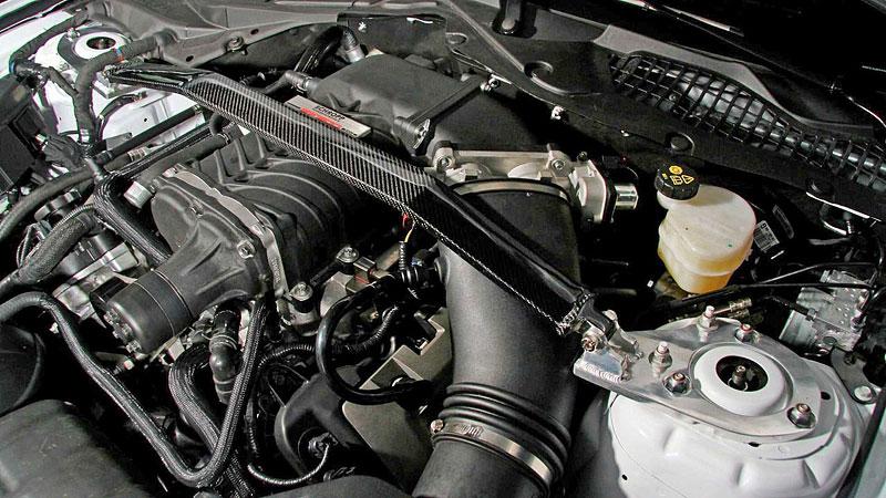 Schropp Tuning SF600R je pořádně ostrý Ford Mustang: - fotka 9