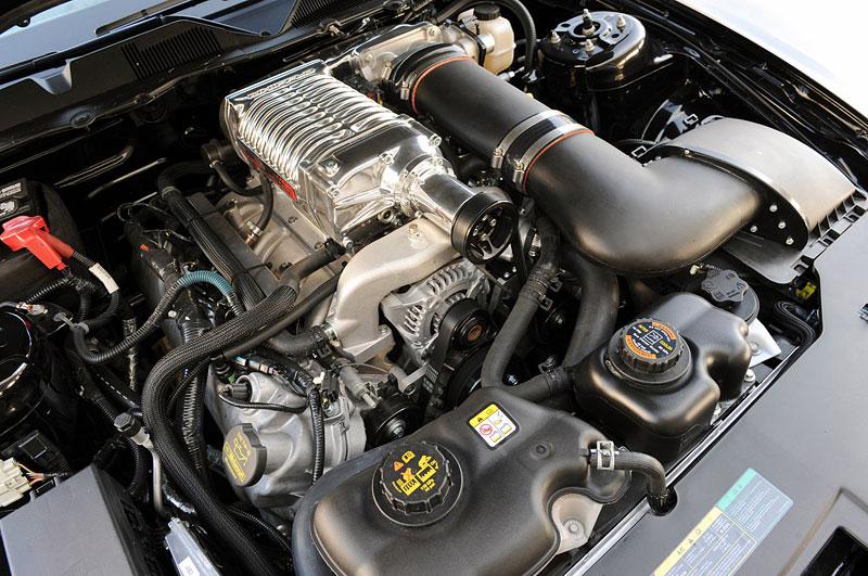 Hurst Ford Racing Mustang Challenge Pace Car pro boj s rakovinou: - fotka 13