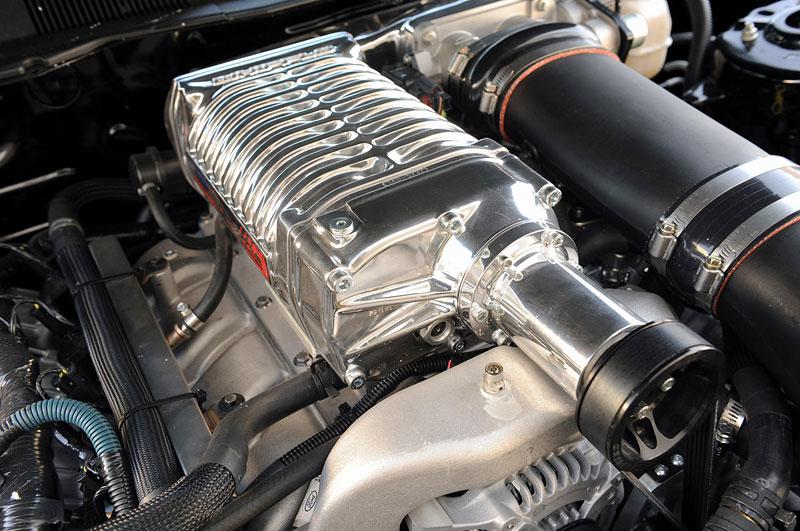 Hurst Ford Racing Mustang Challenge Pace Car pro boj s rakovinou: - fotka 14