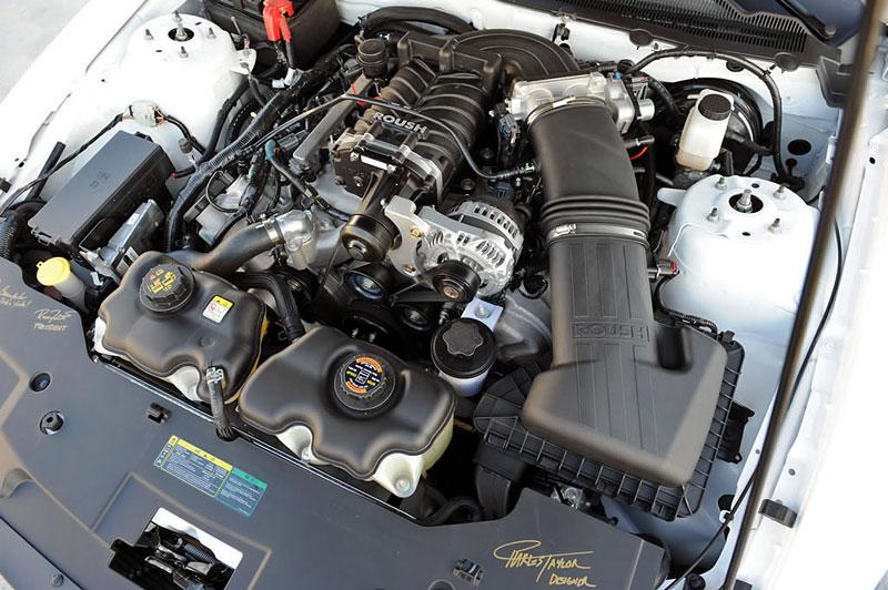 Ford Mustang po zásahu Hurst Performance Vehicles: - fotka 18
