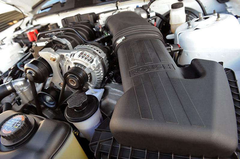 Ford Mustang po zásahu Hurst Performance Vehicles: - fotka 19