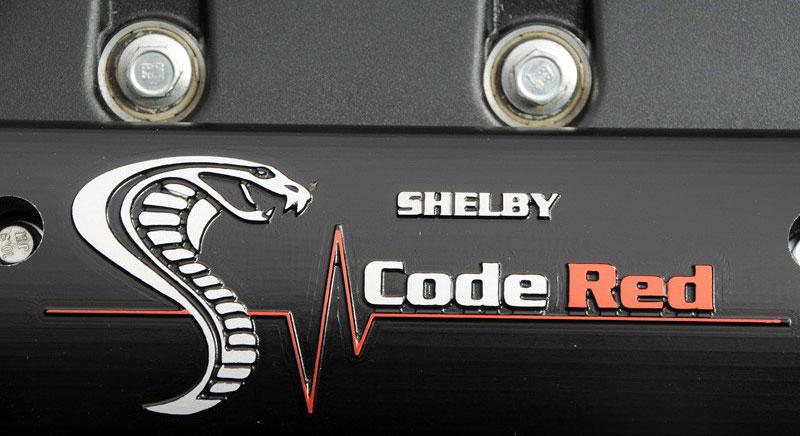 Shelby Code Red: červené 1000koňové nebezpečí: - fotka 14