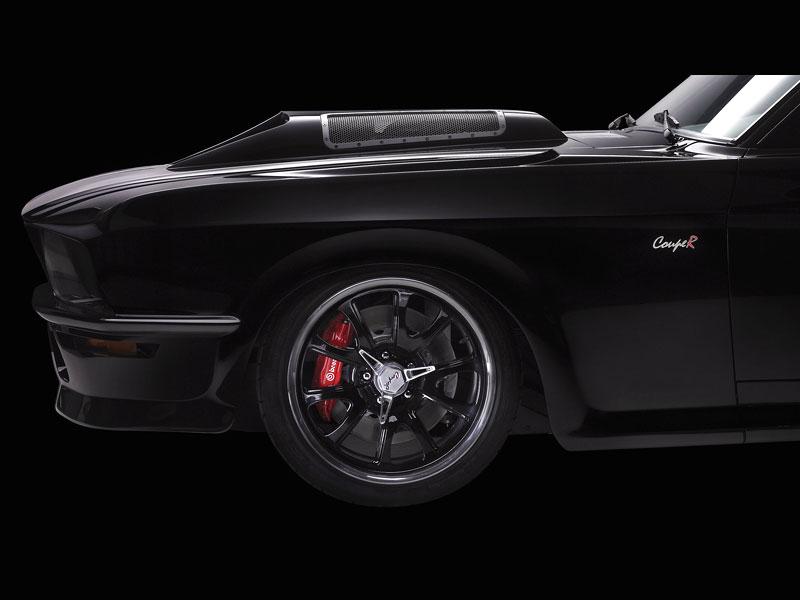 Obsidian SG-One Mustang: temný přízrak: - fotka 6