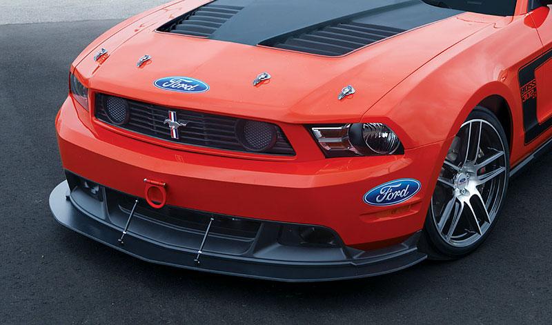 Mustang Boss 302S: závodní plnokrevník: - fotka 3