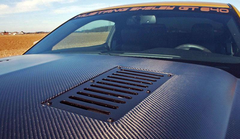 Ford Mustang Shelby GT640 Golden Snake: Geiger Cars znovu zasahuje: - fotka 7