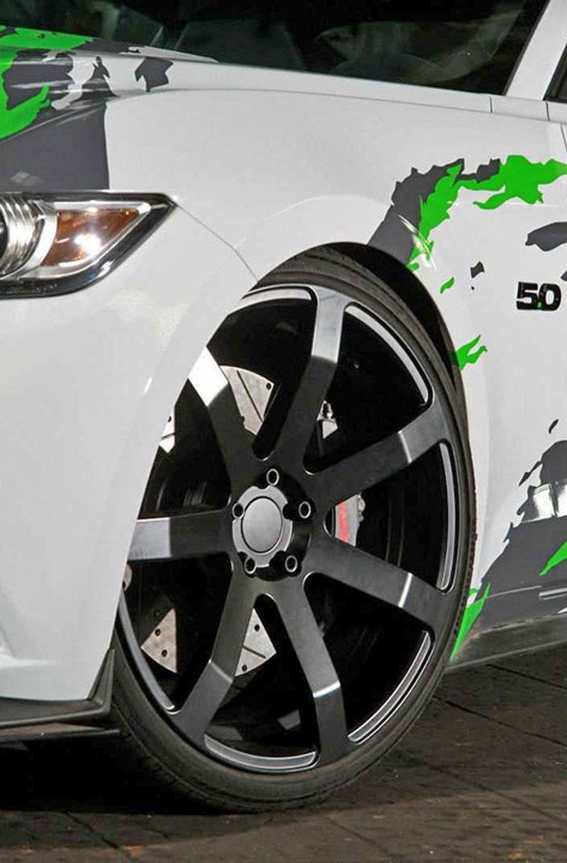 Schropp Tuning SF600R je pořádně ostrý Ford Mustang: - fotka 10