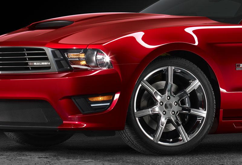 Saleen S281 Mustang: 485 koní pro modelový rok 2010: - fotka 10
