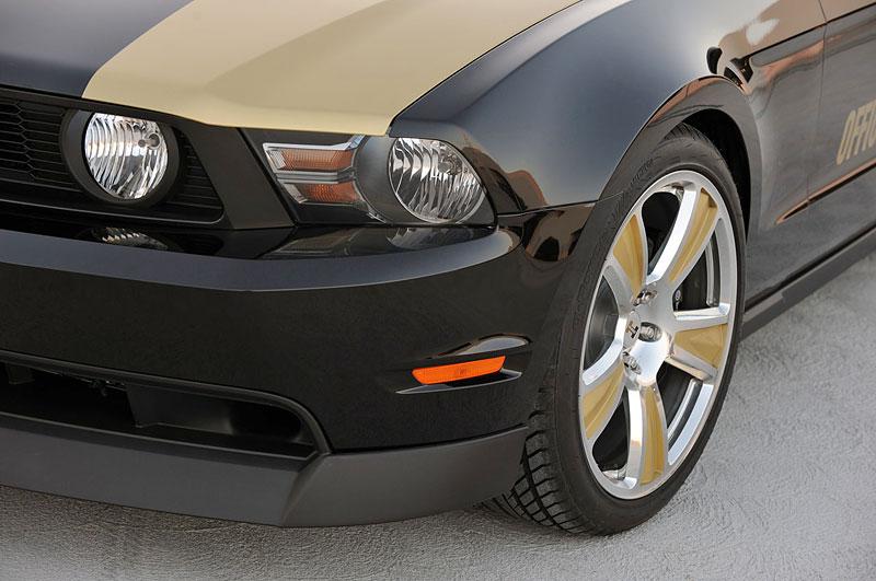 Hurst Ford Racing Mustang Challenge Pace Car pro boj s rakovinou: - fotka 16