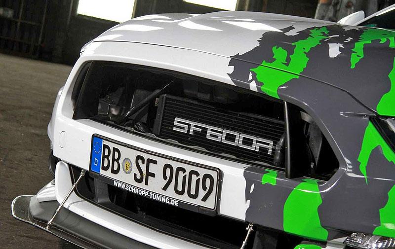 Schropp Tuning SF600R je pořádně ostrý Ford Mustang: - fotka 11