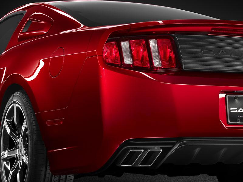Saleen S281 Mustang: 485 koní pro modelový rok 2010: - fotka 11