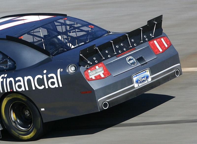 Ford Mustang: speciály pro NASCAR Nationwide Series odhaleny: - fotka 10