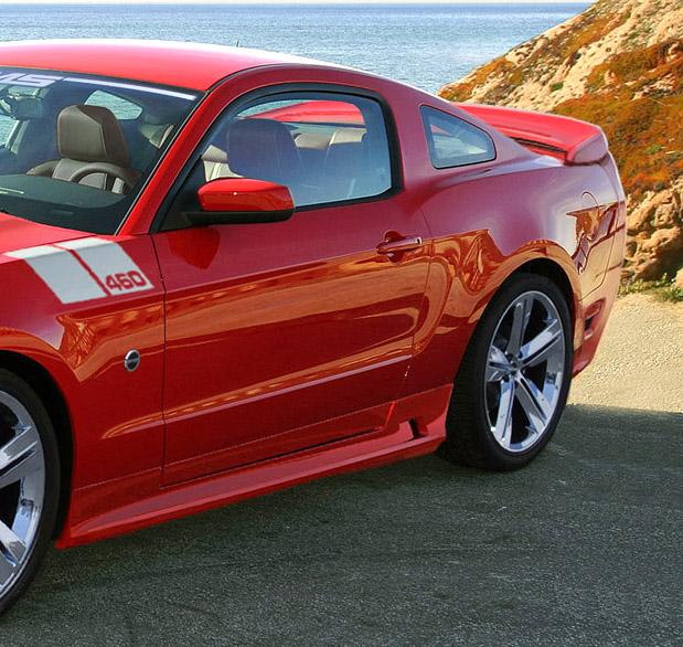 SMS 460 Mustang: Steve Saleen má stále co nabídnout (nové foto): - fotka 28