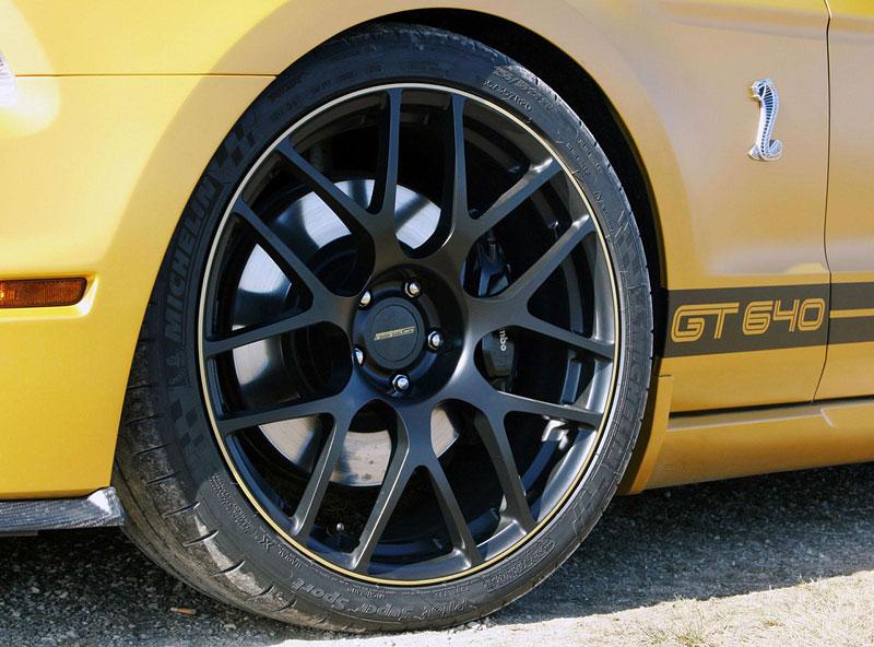Ford Mustang Shelby GT640 Golden Snake: Geiger Cars znovu zasahuje: - fotka 9