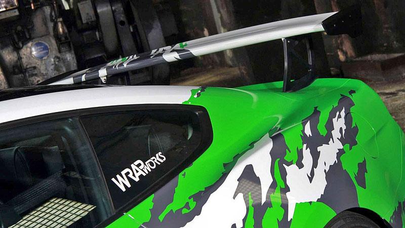 Schropp Tuning SF600R je pořádně ostrý Ford Mustang: - fotka 12