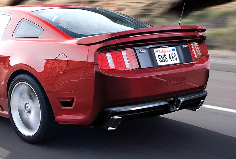 SMS 460 Mustang: Steve Saleen má stále co nabídnout (nové foto): - fotka 29