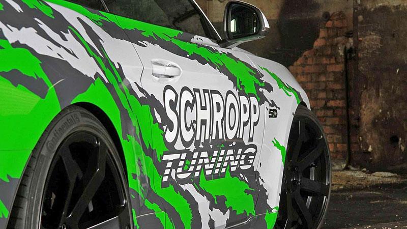 Schropp Tuning SF600R je pořádně ostrý Ford Mustang: - fotka 13