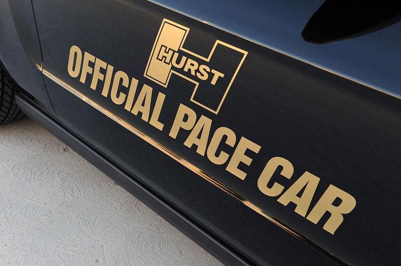 Hurst Ford Racing Mustang Challenge Pace Car pro boj s rakovinou: - fotka 18