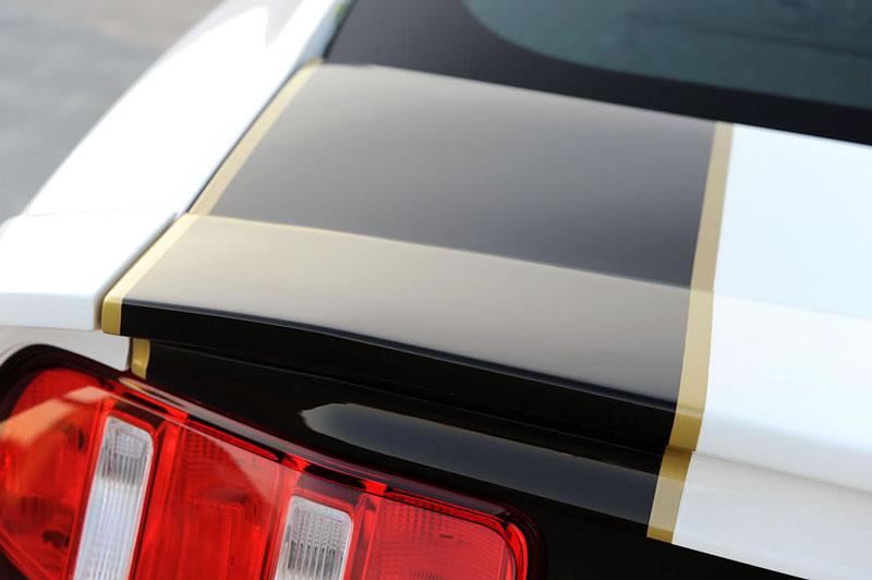 Ford Mustang po zásahu Hurst Performance Vehicles: - fotka 26