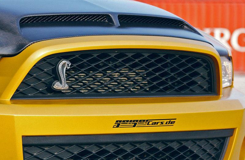 Ford Mustang Shelby GT640 Golden Snake: Geiger Cars znovu zasahuje: - fotka 11