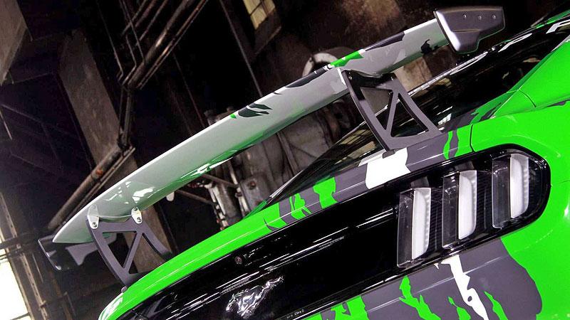 Schropp Tuning SF600R je pořádně ostrý Ford Mustang: - fotka 14