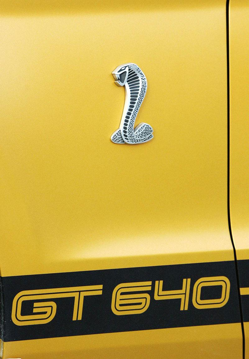 Ford Mustang Shelby GT640 Golden Snake: Geiger Cars znovu zasahuje: - fotka 12