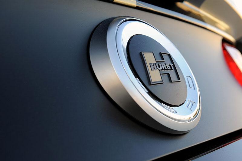 Hurst Ford Racing Mustang Challenge Pace Car pro boj s rakovinou: - fotka 20
