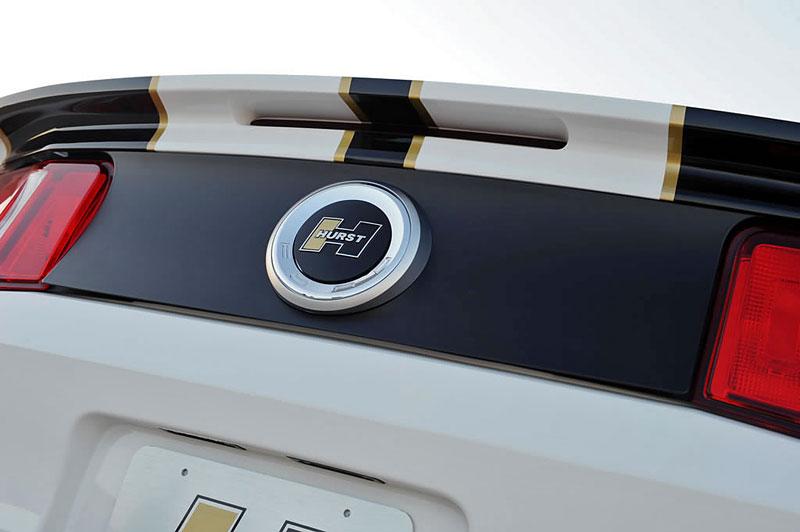 Ford Mustang po zásahu Hurst Performance Vehicles: - fotka 28