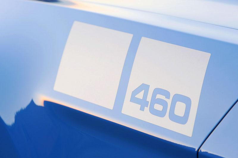 SMS 460 Mustang: Steve Saleen má stále co nabídnout (nové foto): - fotka 33