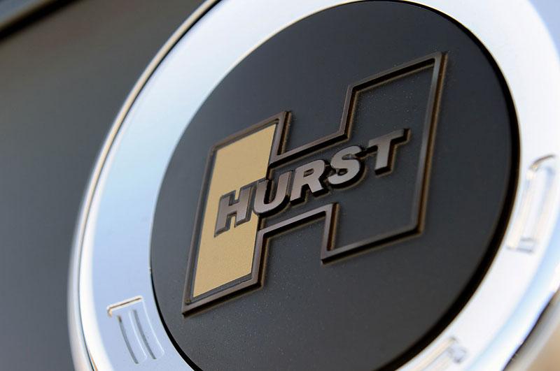 Hurst Ford Racing Mustang Challenge Pace Car pro boj s rakovinou: - fotka 21