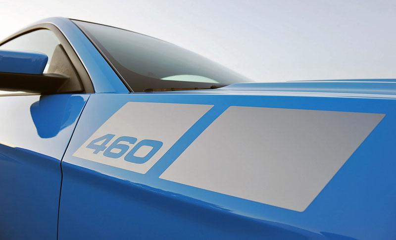 SMS 460 Mustang: Steve Saleen má stále co nabídnout (nové foto): - fotka 34