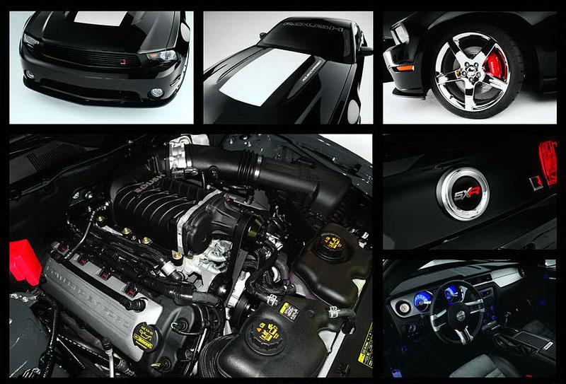 Roush Mustang 5XR: úprava pro posílené kupé: - fotka 5