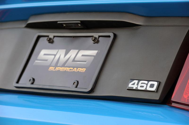 SMS 460 Mustang: Steve Saleen má stále co nabídnout (nové foto): - fotka 37