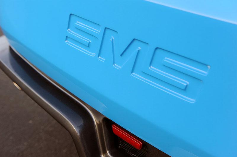 SMS 460 Mustang: Steve Saleen má stále co nabídnout (nové foto): - fotka 38
