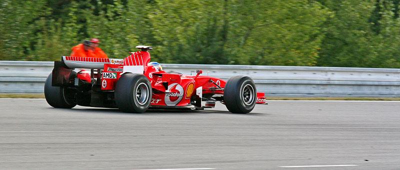 Ferrari Racing Days – poprvé v Brně: - fotka 91