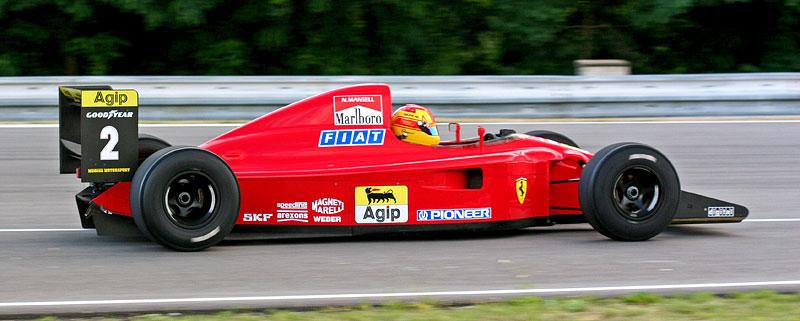Ferrari Racing Days – poprvé v Brně: - fotka 95