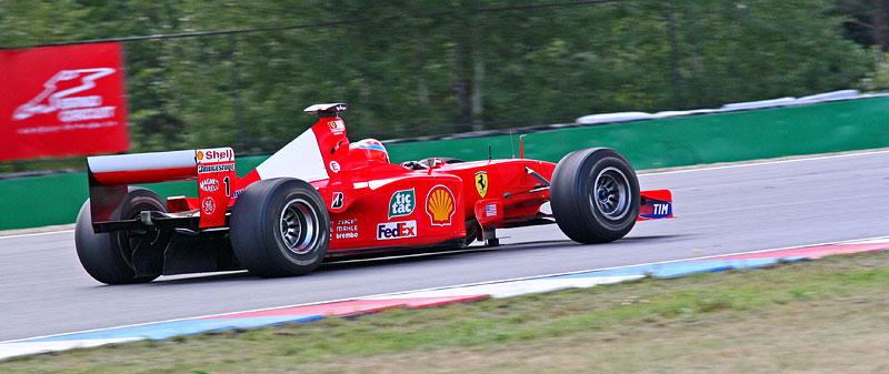 Ferrari Racing Days – poprvé v Brně: - fotka 96