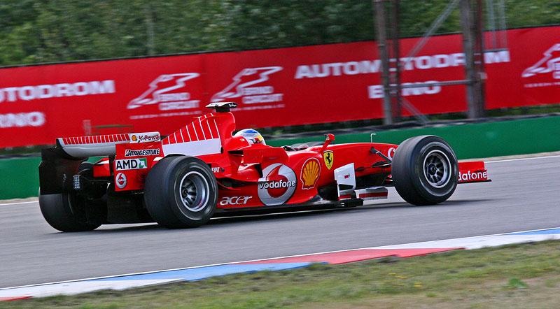 Ferrari Racing Days – poprvé v Brně: - fotka 98