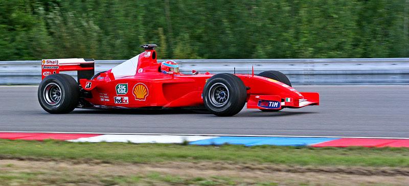 Ferrari Racing Days – poprvé v Brně: - fotka 101
