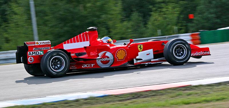 Ferrari Racing Days – poprvé v Brně: - fotka 102