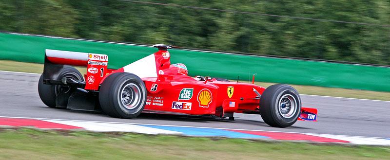 Ferrari Racing Days – poprvé v Brně: - fotka 111