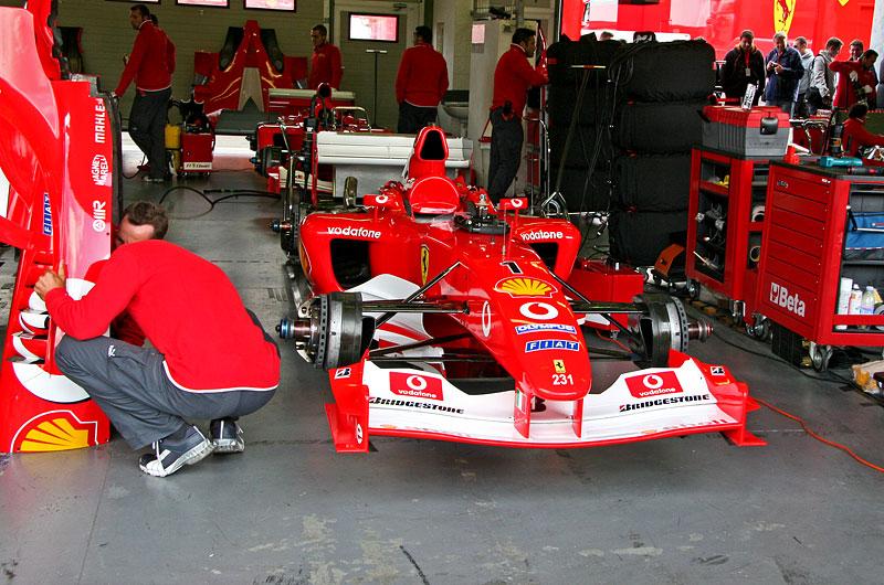 Ferrari Racing Days – poprvé v Brně: - fotka 112