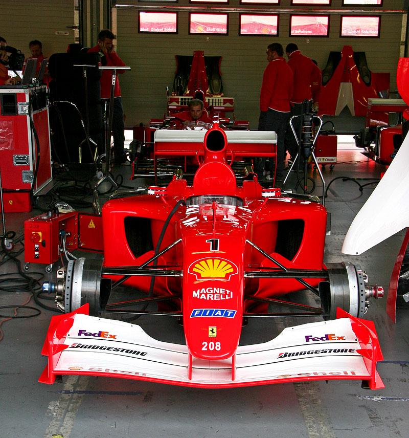 Ferrari Racing Days – poprvé v Brně: - fotka 114