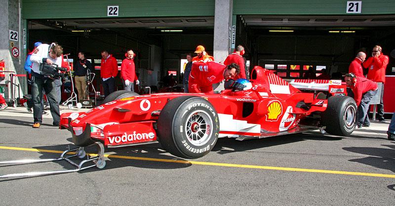 Ferrari Racing Days – poprvé v Brně: - fotka 116